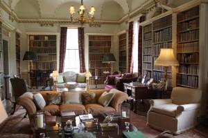 Holkham Library