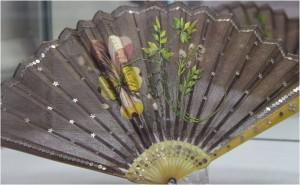 Pansy fan