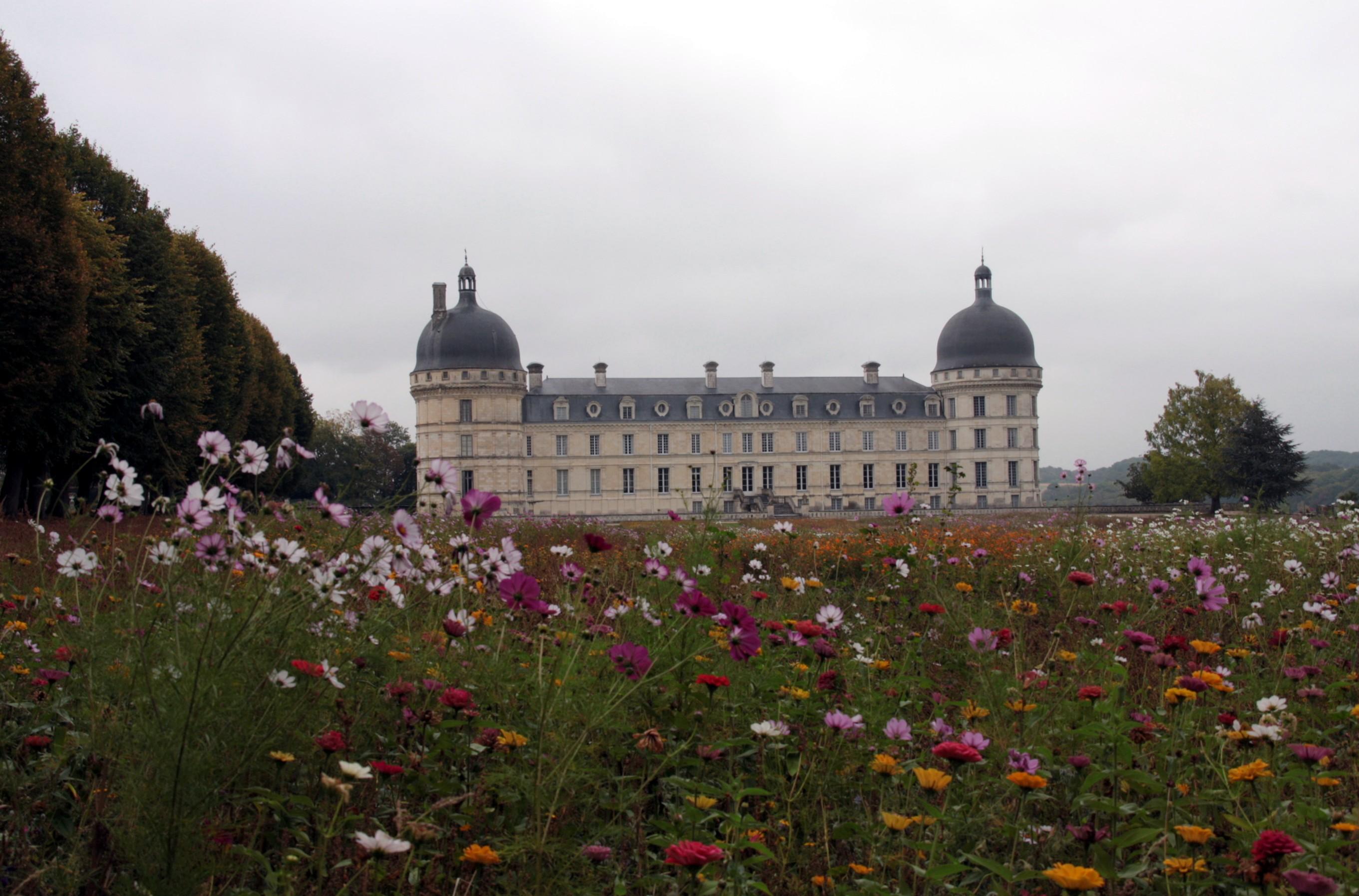 Writer s Travel Guide  Château de Valençay – The Chef a087b5338ae