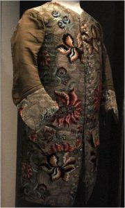 1743 waistcoat London