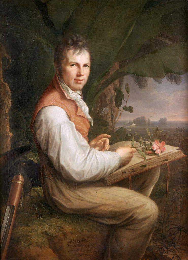 Becoming Alexander von Humboldt – A Budding Explorer in Georgian England
